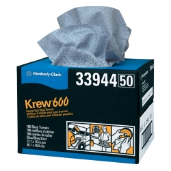 KREW 600 TWIN POP-UP H/D TOWEL