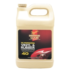 PRO VINYL AND RUBBER CLEANER G