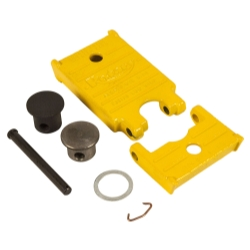 Replacement flip-up adapter kit