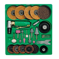 "MOUNTAIN 90 Angle 1/4"" Die Grinder and Surface Prep Kit at Sears.com"