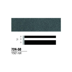 STRIPING TAPE-LT CHARCOAL METALLIC 1/2