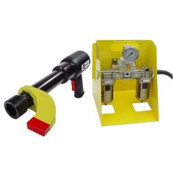 Esco Equipment Torque Wrenches - Pneumatic Torque Wrench / Regulator - ISN