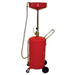 18 Gallon Steel Pressurized Oil Drain