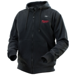 M12 Cordless Black Heated Hoodie Kit - M