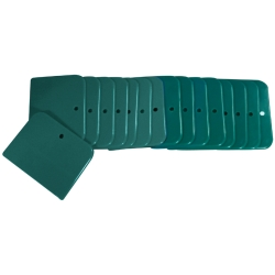 SPREADERS 4 INCH PLASTIC BOX OF 100 (GREEN)