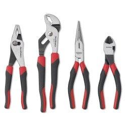 Gearwrench 4PC STANDARD PLIER SET