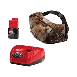 M12 CDLS REALTREE XTRA CAMO HEATED HAND WARMER KIT