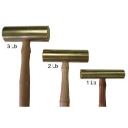 Northcoast Tool (NCT5811) (NCT5811) 3 Piece Brass Hammer Set at Sears.com