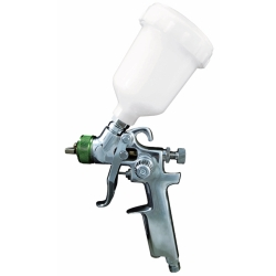 Astro Pneumatic Spray Gun - HVLP Mini Gravity Feed Spray Gun - 0.8mm Nozzle - ISN at Sears.com