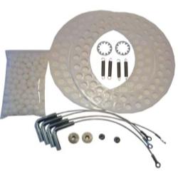 Heavy Duty SS Turnplate Repair Kit