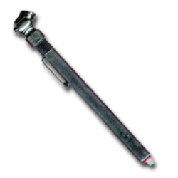 TIRE GAGE 5-50PSI POCKET