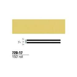 STRIPING TAPE--TAN 3/16
