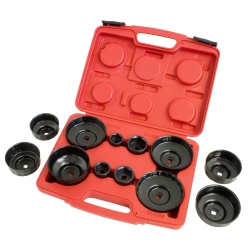 End Cap and Filter Socket Set for European Vehicle