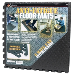 DIAMOND SHAPE ANTI-FATIGUE MATTS