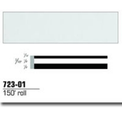 STRIPING TAPE--WHITE 5/16