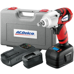 ACDelco 18V 1/2 Impact Wrench W/ Digital Clutch