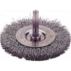 CRIMPED WIRE WHEEL BRUSH,2