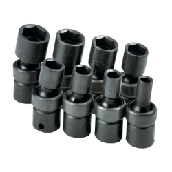 SOCKET SET IMPACT FLEX 3/8IN. DR 8PC STD 6 POINT