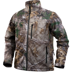 Milwaukee M12 Heated Jacket Only - Realtree Xtra