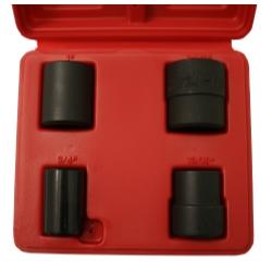 CTA Manufacturing 4 Piece Lug Nut Remover Socket Set at Sears.com