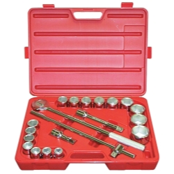 SOCKET SET 3/4IN. DRIVE 20 PC. SAE