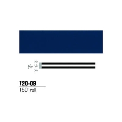 STRIPING TAPE-DARK BLUE 3/16