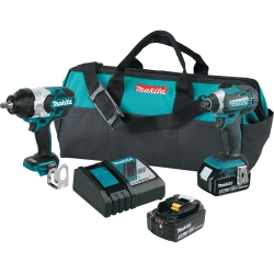 18V LXT Lithium-Ion 2-Pc. Combo Kit (3.0Ah)