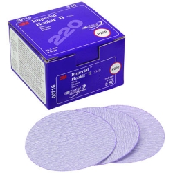 IMPERIAL HOOKIT II DISCS/SHEETS 225 GRADE 50/BX