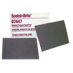 PAD SCOTCH BRITE MAROON GEN PURPOSE 20PK