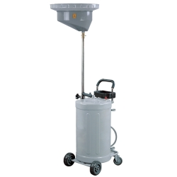Astro Pneumatic Astro Pneumatic (AST7356) 21 Gallon Air Operated Waste Oil ...