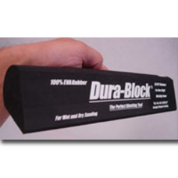 DURA BLOCK TEAR DROP SANDING BLOCK