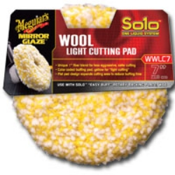 Meguiars (MEGWWLC7) Solo One Liquid System Wool Light Cutting Pad at Sears.com