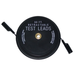 30FT RETRACTABLE TEST LEAD
