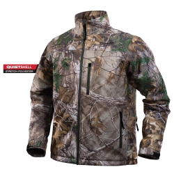 Milwaukee M12 Heated Jacket Kit - Realtree Xtra