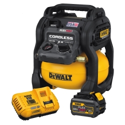 FLEXVOLT R 60V MAX 2.5 Gallon Cordless Air Compr
