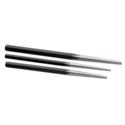 3 PC LONG TAPER LINE UP PUNCH SET
