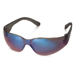 Gateway Safety, Inc. (GWS466M) Safety Glasses, StarLite, Mocha Mirror Wraparound Lens, Gray Frame, Deep Temple at Sears.com