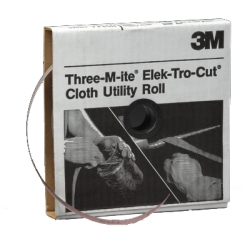 CLOTH UTILITY ROLLS 1-1/2 X 50YD S80