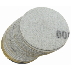 25PK SANDING DISC 1000 GRIT