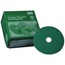 "3M (MMM1915) (MMM1915) 3M Green Corps 5"" x 7/8"" Fibre Disc - 20 Discs per Box at Sears.com"