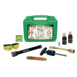 COMPLETE EZ-JECT & OPTI-LITE KIT LEAK DETECTION KI