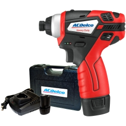 G12 Series Li-ion 12V Impact Driver (82 ft-lbs)