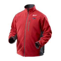M12 Cordless Red Heated Jacket Kit - L