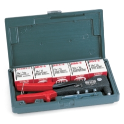 RIVETER HAND KIT HP-2 W/RIVETS