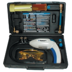 ELECTRONIC LEAK DETECTOR/UV KIT COMBO