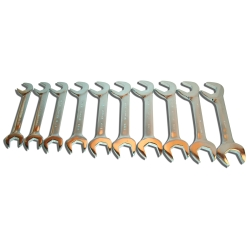 10pc JUMBO ANGLE WRENCH SET 1-5/16 - 2