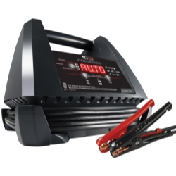 125/40 15/2 Amp Charger with Service Mode