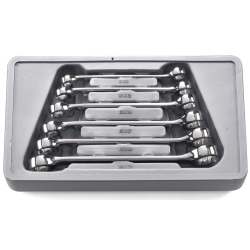 6PC METRIC FLARE NUT WRENCH SET
