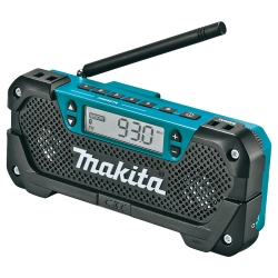 12V MAX CXT LI ION JOB SITE RADIO, TOOL ONLY