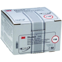 HOOKIT FINISHING FILM DISCS P1000 6IN 100PK
